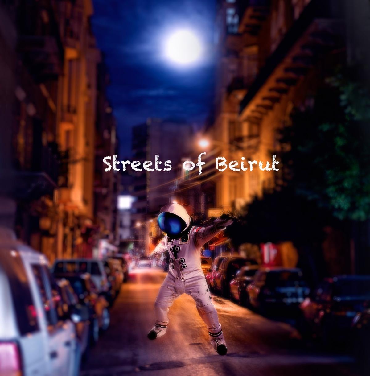 Alan Saade – Streets OfBeirut
